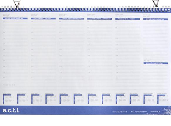 signed-w stalo kalendorius 2