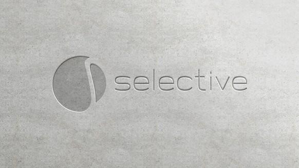 "Logotipas ""selective"""