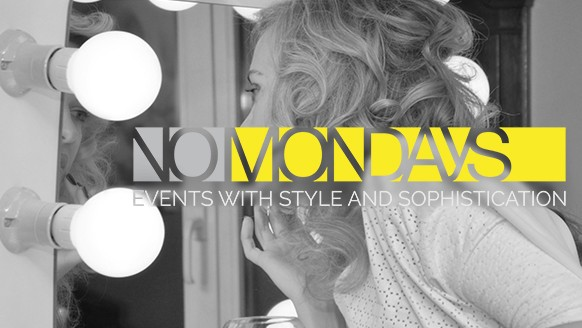"LOGOTIPAS ""no mondays"""
