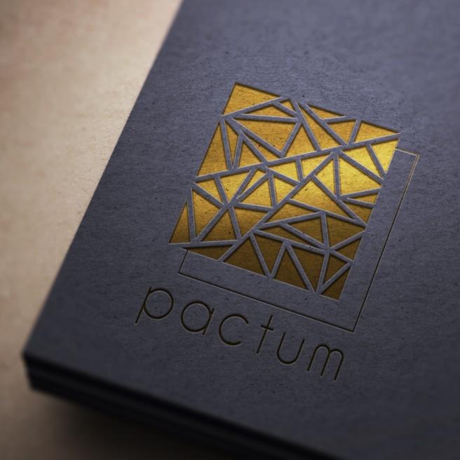 """Logotipas """"Pactum"""""""